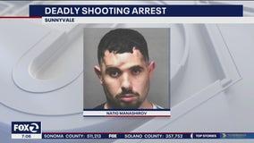 Sunnyvale man shot to death, suspect arrested on suspicion of murder