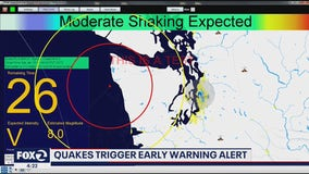 Truckee earthquake triggered ShakeAlert notification in the Bay Area