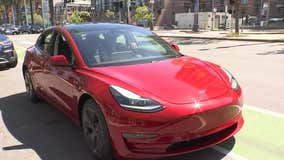 'I'm very rich': Back seat Tesla rider pulls same stunt, but in new car after jail release