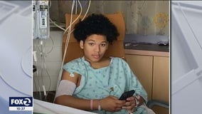 Bay Area woman spent Mother's Day at son's bedside as he battles heart condition