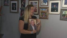 Widow of slain VTA employee says her husband and 'rock' died in her arms