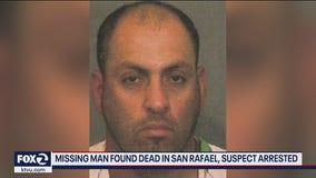 Suspect arrested on suspicion of murdering co-worker