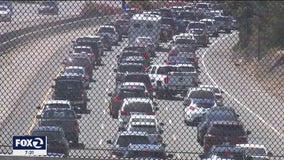 Memorial Day travelers return to roads and skies