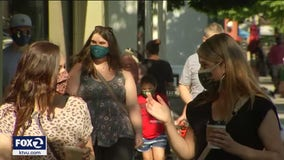 California Nurses Association urges state health department not to ease mask-wearing requirements