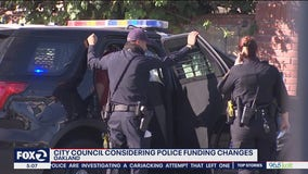 Oakland city council unanimously approves idea of funding community alternatives to policing