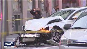 SFPD arrest suspect in fatal Civic Center hit-and-run crash