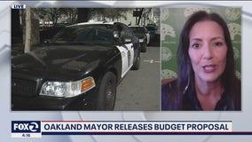 Oakland Mayor Libby Schaaf releases budget proposal