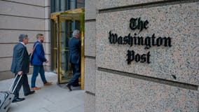 Washington Post says Trump Justice Department secretly obtained reporters' records