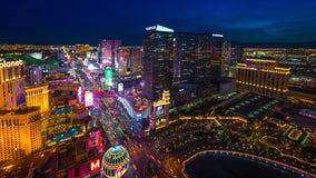 Las Vegas hits jackpot as pandemic-weary visitors return