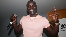 Singer Akon's SUV stolen from Buckhead gas station