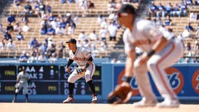 Gausman throws 6 shutout innings, Giants hold off Dodgers