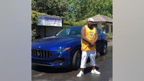 Oakland rapper Mistah F.A.B. recovers his stolen Maserati after social media posts