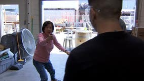 Asian seniors get self-defense training to protect against attacks