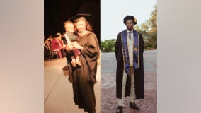 Berkeley Law graduate pays tribute to his mother in touching social media post