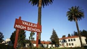 COVID-19 cases shut down in-person classes at Vallejo High School