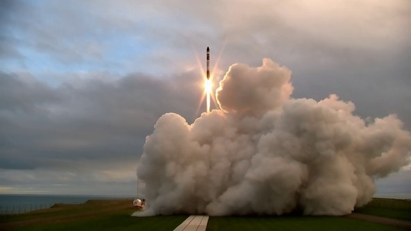 California-based Rocket Lab's satellite launch from New Zealand site suffers anomaly