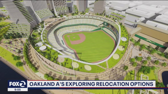 A's President discusses team exploring relocation options