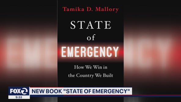 "Activist Tamika Mallory discusses new book ""State of Emergency"""
