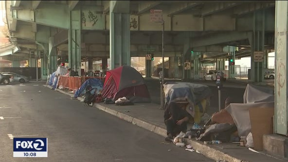 Advocates for the homeless optimistic about Newsom's plans after 'decades of inaction'