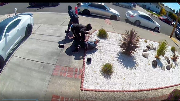 80-year-old man robbed, attacked on Saturday in San Leandro