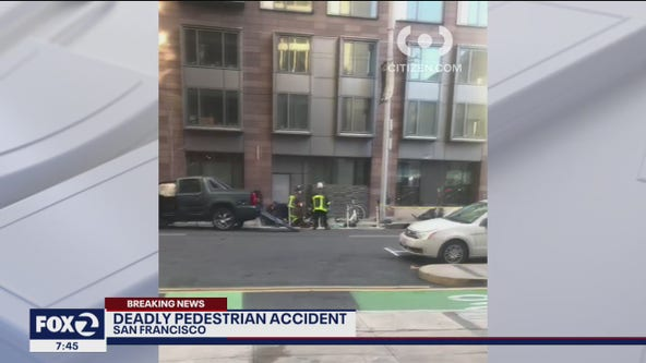 Fatal traffic collision in San Francisco involves pedestrians