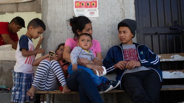 Number of migrant children in US custody more than doubled in past two months, data shows