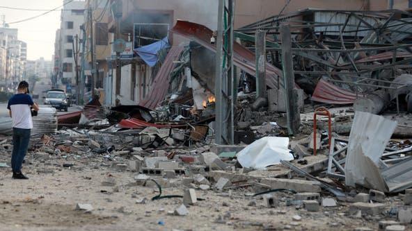 Israel, Hamas step up attacks after weeks of rising Jerusalem tension