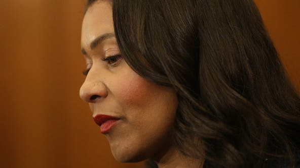 San Francisco Mayor London Breed fined $22,792 for ethics violations