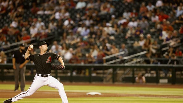 Man's date goes viral after roommate asks Diamondbacks to spy on pair at game