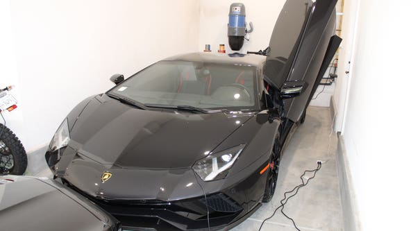 California man charged with using $5M in COVID loans to buy Ferrari, Bentley and Lamborghini