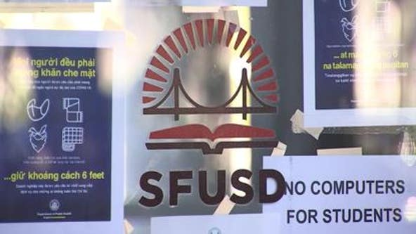 San Francisco's high school seniors to return for in-person learning before graduation