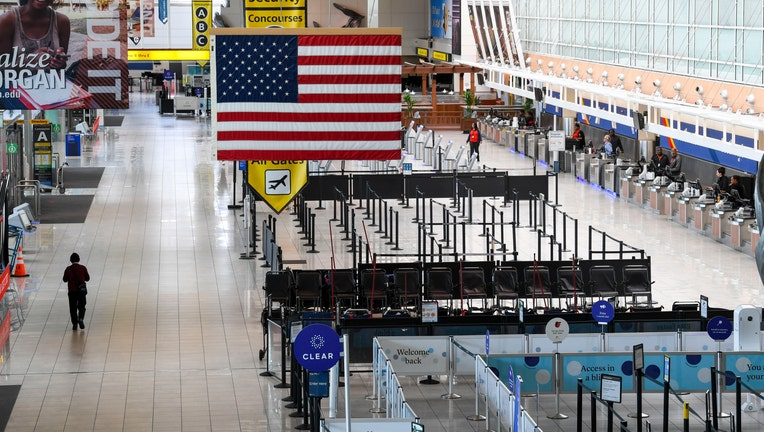 Maryland Governor Larry Hogan has directed the Maryland Department of Transportation to restrict access to the BWI Marshall Airport terminal to ticketed passengers and employees only. Maryland, Virginia and the District issued stay-at-home orders on Monday