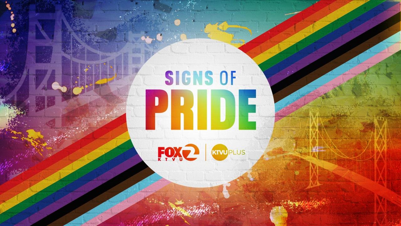 Signs of Pride -selfie gallery