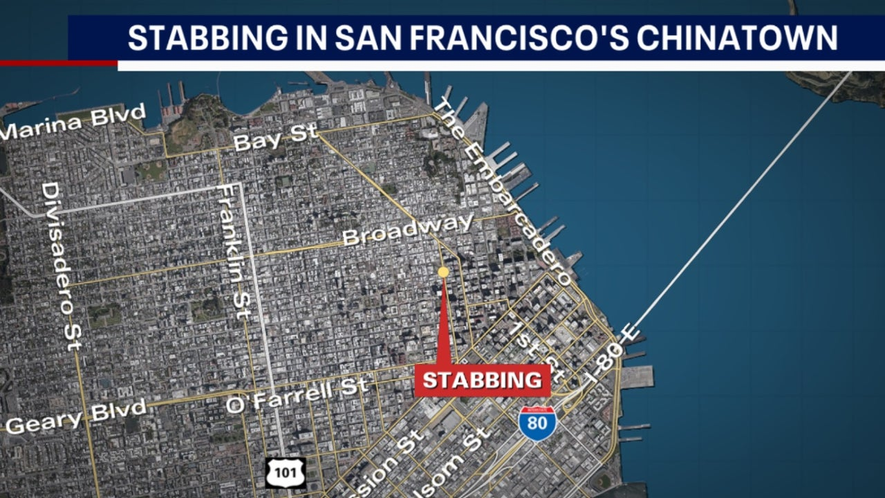 Chinatown stabbing leaves 36-year-old man with life-threatening injuries