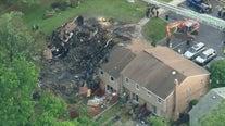 Pennsylvania apartment complex explosion lead to massive fire, suspect possibly in custody