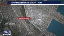 Authorities investigating body found near San Francisco International Airport
