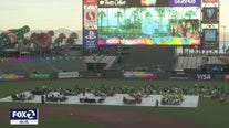 First-ever Pride Night at Oracle Park well received by community