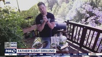 Chef Ryan Scott heats up the grill on Father's Day