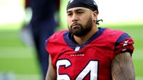 49ers sign offensive lineman Senio Kelemete to 1-year deal