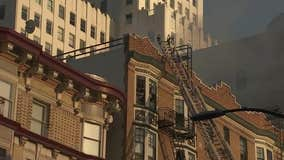 20 rescued, 15 injured in San Francisco apartment building fire