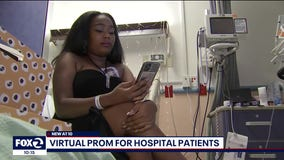 Despite pandemic, UCSF staff holds annual prom for pediatric patients