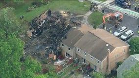 Pennsylvania apartment complex explosions lead to massive fire, possible suspect in custody