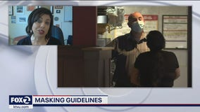 UCSF Infectious Disease Expert weighs in following updated mask guidelines in California