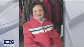 Search continues for 84-year-old woman missing from San Francisco