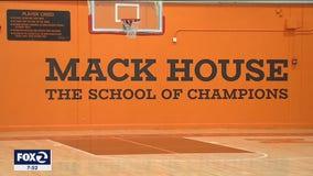McClymonds High School debuts 'Oakland Forever' court for storied basketball program