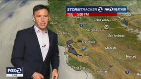 Deepening marine layer means cool weather for days