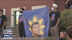 Demand for answers in the death of Angelo Quinto at Antioch police HQ rally