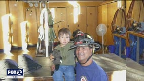 Fallen San Francisco firefighter remembered by his older brother