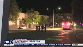 Walnut Creek Police investigating a reported shooting outside a Target store