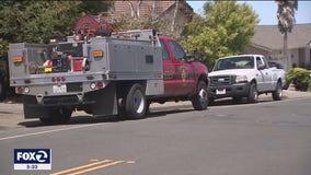 Vallejo wildfire stokes fears of fire season's severity